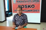 Satgas Penanganan COVID-19 umumkan OPD di Kota Sorong 84 orang