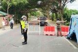 Polres Majene Sulbar buka-tutup akses masuk perbatasan