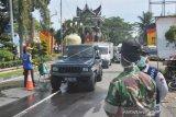 Padang akan tutup beberapa akses jalan masuk kota
