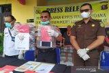 Tuding PT KPC produksi bom, oknum wartawan di Kobar ditangkap polisi