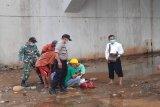 Bayi baru lahir ditemukan tewas di bawah Jembatan Merah Kalikuto Batang