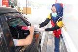 Petugas gerbang tol wajib terapkan protokol kesehatan