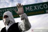 AS akan tambah 500 pasukan di perbatasan Meksiko, atasi Virus Corona