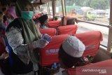 Pemkab OKI siagakan petugas di pintu ke luar Tol Kayuagung