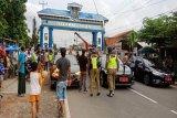 Berlakukan karantina wilayah terbatas, Pemkot Tegal tutup 35 ruas jalan