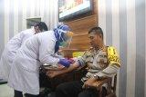 Pejabat utama Polda Aceh jalani rapid test COVID-19