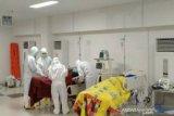 Positif COVID-19 Jakarta 720 pasien