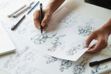 Jalan panjang film animasi Indonesia
