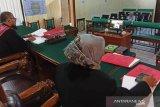 Sidang daring di Pengadilan Negeri Payakumbuh terkendala jaringan internet