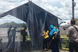 Di Kaltara, Seluruh Bandara Lengkap Bilik Desinfektan
