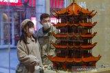 Pemerintah China ungkap 1.541 kasus COVID-19 tanpa gejala, 205 impor