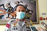 Antisipasi COVID-19, Polres Banjarnegara kembali semprotan disinfektan
