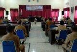 Camat se Kabupaten Talaud Diperintahkan Lakukan Penyemprotan