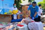BNN musnahkan barang bukti 1,3 ton ganja dan puluhan kilogram sabu-sabu