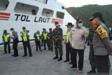 Gubernur Gorontalo melarang ABK turun saat kapal sandar