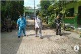 Seluruh wilayah Kota Metro disemprot disinfektan cegah Corona