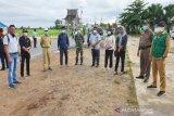 DPRD Kapuas sidak Posko Satgas COVID-19 di perbatasan