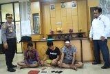 Kawanan pencuri di Palangka Raya babak belur diamuk massa