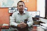 Antisipasi Corona, Kantor Pos Palangka Raya terapkan social distancing