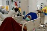 Jumlah pasien COVID-19 Rumah Sakit Darurat Wisma Atlet turun