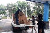 Pemprov Gorontalo distribusikan 150 unit APD lengkap