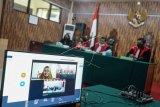 Sidang Online Di Pengadilan Negeri Palangka Raya