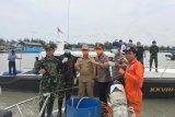 700 kapal nelayan Babel disemprot cairan disinfektan