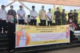 Bright PLN Batam bantu masyarakat cegah corona