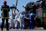 Kasus positif di Jerman COVID-19  sebanyak 67.366 dengan 732 kematian