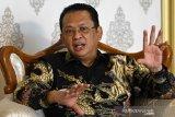 Ketua MPR minta pemerintah selesaikan dasar hukum rencana pemberlakuan darurat sipil