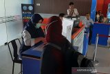 Okupansi penumpang KA Daop 5 Purwokerto turun 74 persen