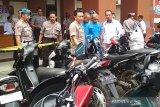 Pencuri sepeda motor ditangkap berkat rekaman CCTV