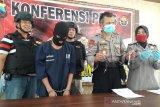 Residivis pencuri sepeda motor di Temanggung diringkus