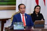 Teken Perppu, Presiden Joko Widodo tambah APBN 2020 Rp405,1 triliun atasi COVID-19