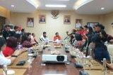 Pasien positif baru di Sulut riwayat perjalanan ke luar negeri