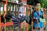 Penjual masker kain