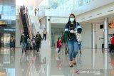 Ini jumlah penumpang di Bandara Tjilik Riwut sejak 12 Mei 2020
