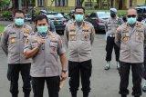 50 tenaga medis Polri diterjunkan ke RS Darurat Wisma Atlet