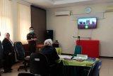 Kejari Padang laksanakan sidang perkara secara daring