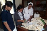 Keuskupan Tanjungkarang buat gerakan sejuta masker