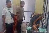 Polisi tembak dua residivis kasus pencurian di Palu