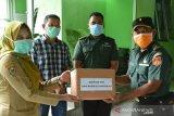 Kodim 0724 Boyolali serahkan bantuan APD untuk  petugas medis