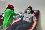 Kapolri instruksi pengerahan personel untuk donor darah