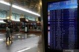 Bandara Soekarno Hatta tutup penerbangan komersial sampai 1 Juni 2020