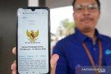 BPS: Sebanyak 1,6 juta penduduk Sumsel akses  sensus online