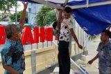 Jasa Raharja dirikan tenda pemeriksaan kesehatan di RS Bhayangkara Kupang