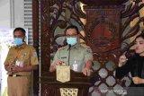 Gubernur desak Menkes segera tetapkan status PSBB di  Jakarta