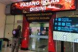 Polda Sulut lakukan disinfeksi  Bandara Sam Ratulangi