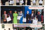ACT salurkan APD ke tiga rumah sakit di Lampung