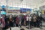 Malaysia pulangkan 160 orang warganya dari berbagai daerah di Sumatera